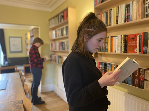 bookshop hostel
