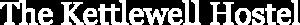 the kettlewell hostel logo