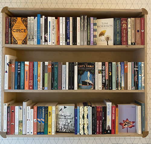 bookshop blog