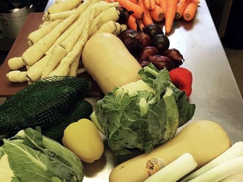 food veg soup
