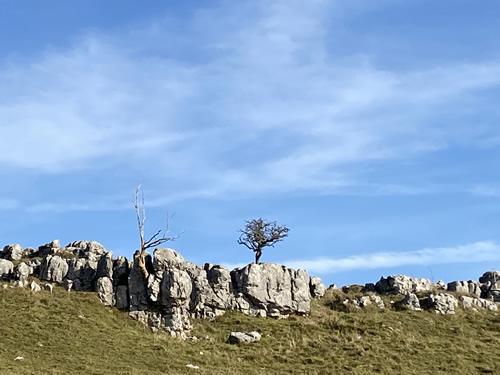 limestone outcrop kettlewell