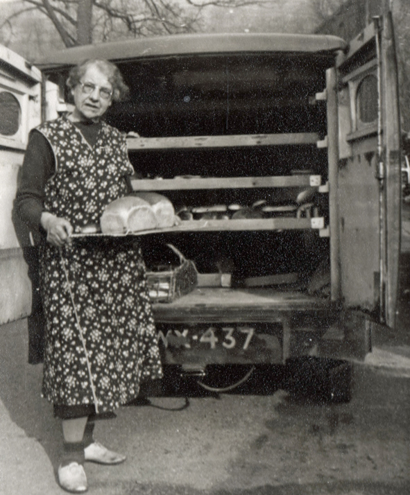 Miss Maggie Jacques hostel warden